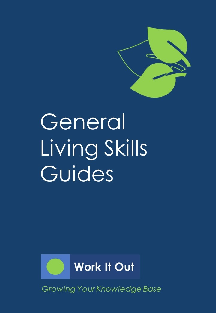 General Living Skills Guide Cover